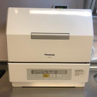 【美品】食器洗い乾燥機 パナソニック NP-TCR3 人気のプチ食洗
