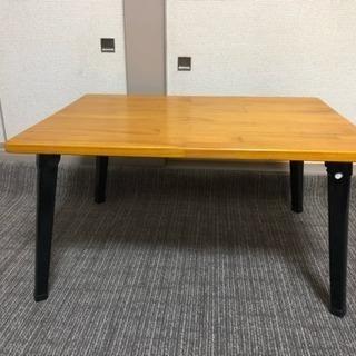 【4月28日/29日引取りのみ】木製テーブル