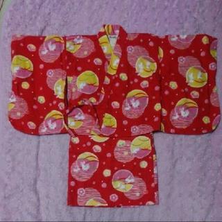 100 赤 浴衣