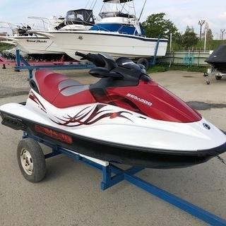 ジェットスキー SeaDoo GTIーSE155