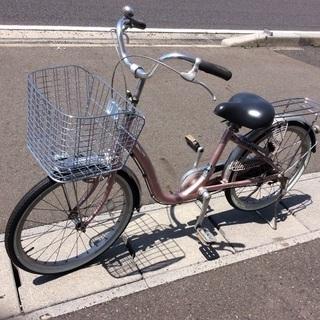 整備済中古ブリヂストン22インチ小柄な方タイヤ新品