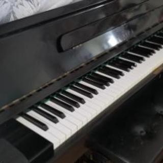 トニカ 古いアップライトピアノ(お譲り先決まりました)