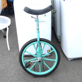 一輪車 20インチ 緑色 札幌 西区 西野