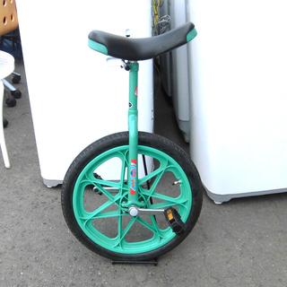 一輪車 18インチ 緑色 札幌 西区 西野