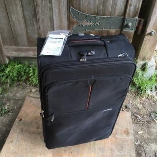 軽量 ソフトキャリー  スーツケース  4輪 大型 Lサイズ T&S