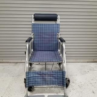 中古 ティルト式車椅子