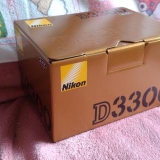 ニコン デジタル一眼レフカメラ D3300 ボディ