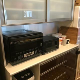 パモウナ食器棚 W1400