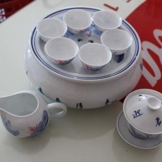飲茶茶器(中国茶用)