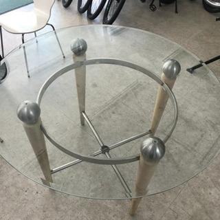 ガラス テーブル (取引予定者決定)