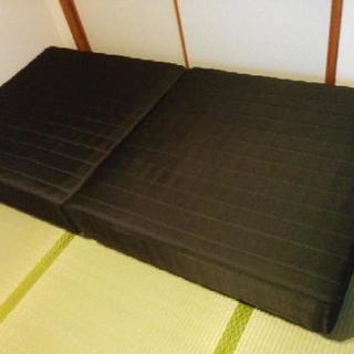 【取引中】シングルベッド セパレートタイプ