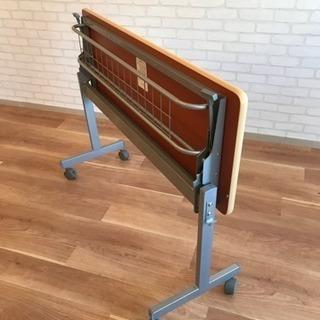 会議用テーブル19名分一式(椅子付き)