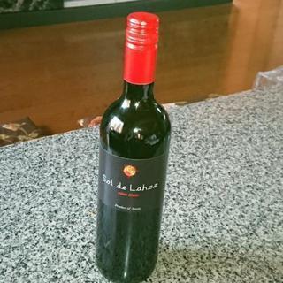 ソル.デ.ラホズ  ワイン