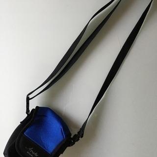 クッション素材 2wayカメラケース ショルダー&ウエストポーチ