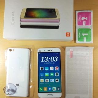 ☆超美品 Xiaomi Mi5 3G/32G DSDS 日本語 ...