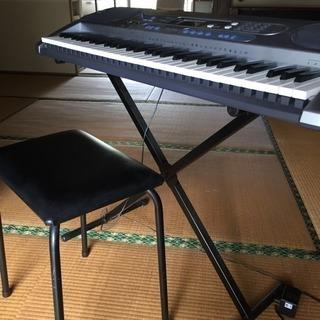 ★お譲り先決定★【CASIO】光ナビゲーション ピアノ