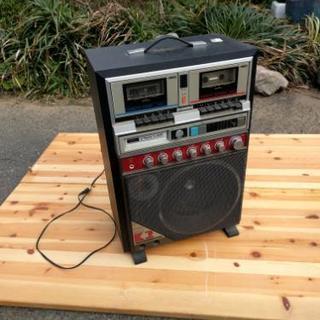 お届けも可能! SANYO カラオケ機 PAT-K2 カセット 8...