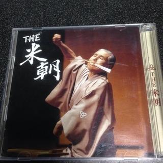 THE 米朝 CD DVD 落語