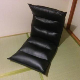 ロウヤのPVCレザー座椅子