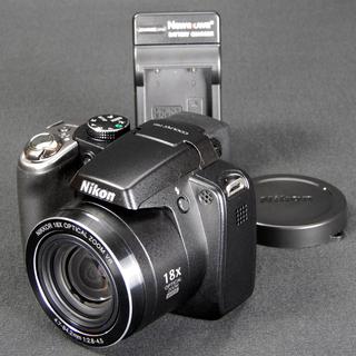 ニコン デジタルカメラ COOLPIX (クールピクス) P80 ...
