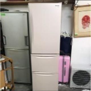 冷蔵庫 365リットル 3ドア 自動製氷 パナソニック
