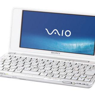 SONY VAIO type P VGN-P70H/W