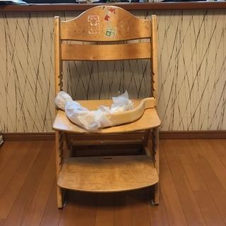 木製子供用椅子 訳あり家具