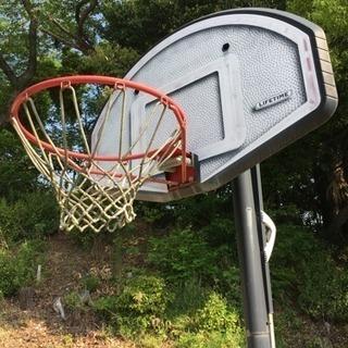 バスケットボール  ゴール  中古