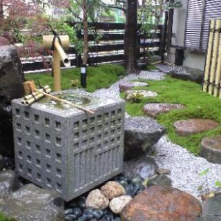 庭、植木剪定、家の外回り、造園外構工事全般
