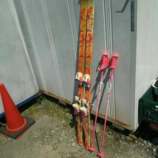 子供用  スキー  中古品