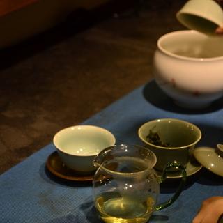 台湾自然茶を楽しむための淹れ方・いただき方(茶菓子つき)