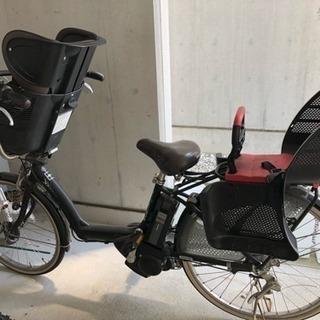 3人乗り電動自転車