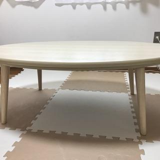 北欧風テーブル
