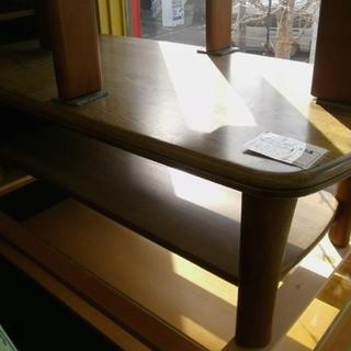 札幌市 展示品 マル二木工/maruni センターテーブル