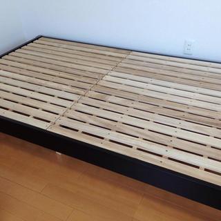 シンプル セミダブルベッド セミダブル ベッド フレーム  USE...