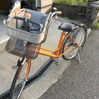 子のせ自転車 3段変速
