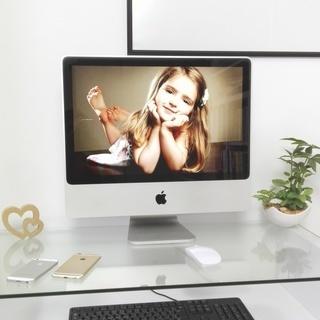 Apple iMac① 美品 デスクトップ一体型 250G大容量 ...