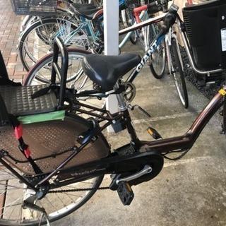 3人乗り電動自転車«ブリジストン アンジェリーノ»