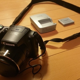 Canonデジカメ SX500iS