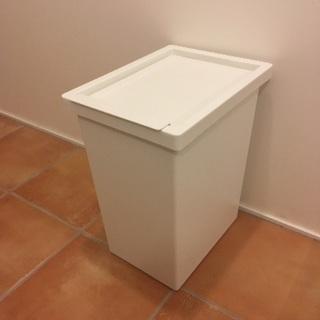 ゴミ箱 白 おしゃれ シンプル IKEA