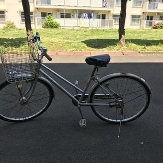 自転車★内装3段★オートライト★ 中野区