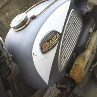 スバルタ モペット ジャンク
