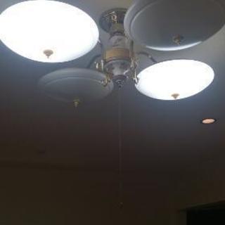 リビング照明 4灯