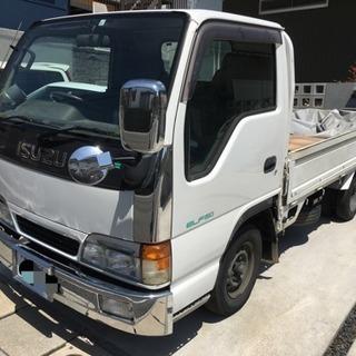 いすゞ エルフ トラック ディーゼル NOX適合 海外輸出等