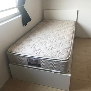 シングルベッド★収納付き★ニトリ