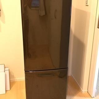 パナソニック冷蔵庫 168L NR-B171W-T 2009年製