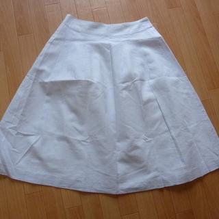 夏用 裏地付きスカート