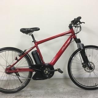 新基準 ヤマハ ブレイス 8.1Ah リチュウム電動自転車中古
