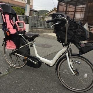 ヤマハ3人乗り 電動自転車 8.6Ah