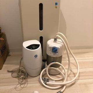 Amway 3点セット 浄水器&空気清浄機